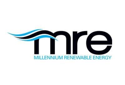 Millennium Renewable Energy Logo
