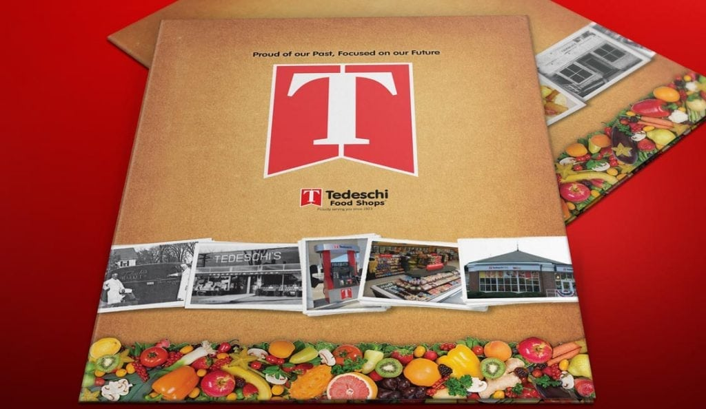 Tedeschi Food Shops Pocket Folder