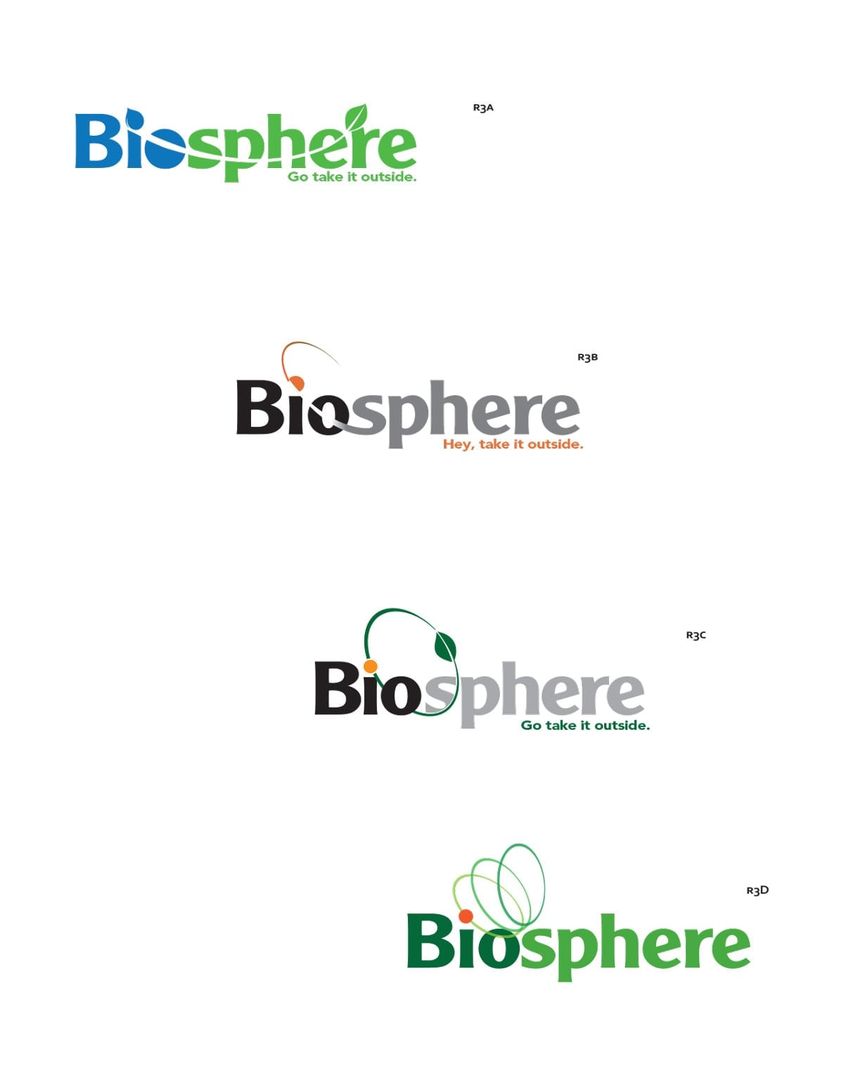 image of logo design comparisons by professional brand design firm in Boston Massachusetts