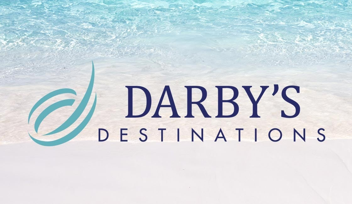 Darby Destinations Logo Design