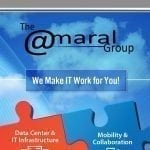 the amaral group tradeshow banner
