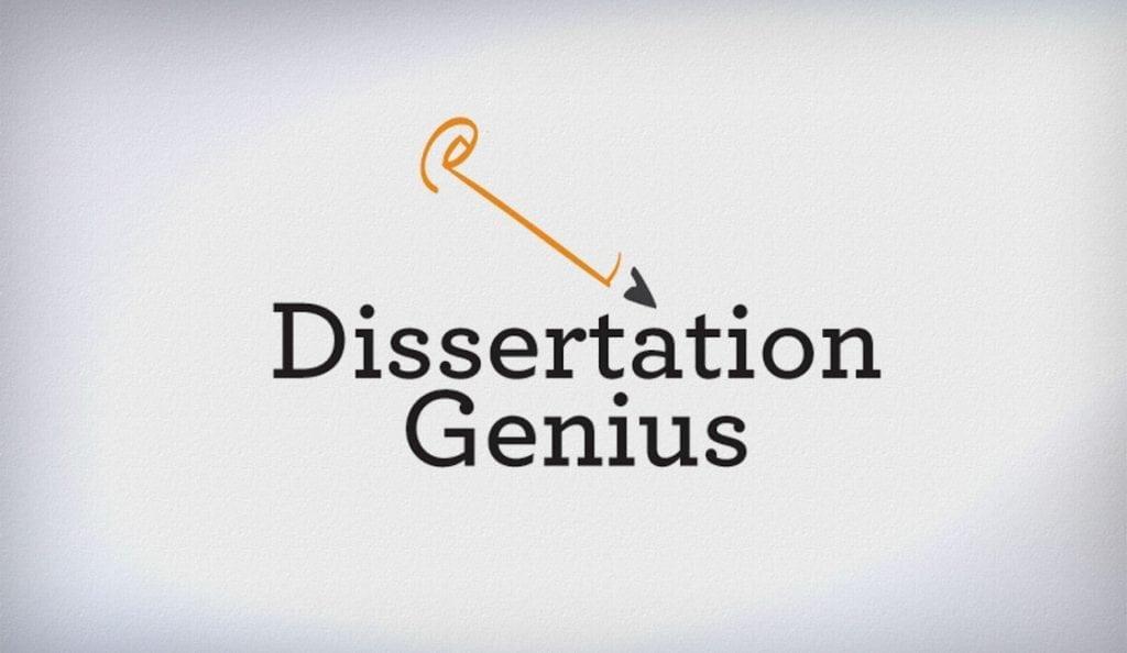 Clever logo design creates a pencil graphic using a diploma