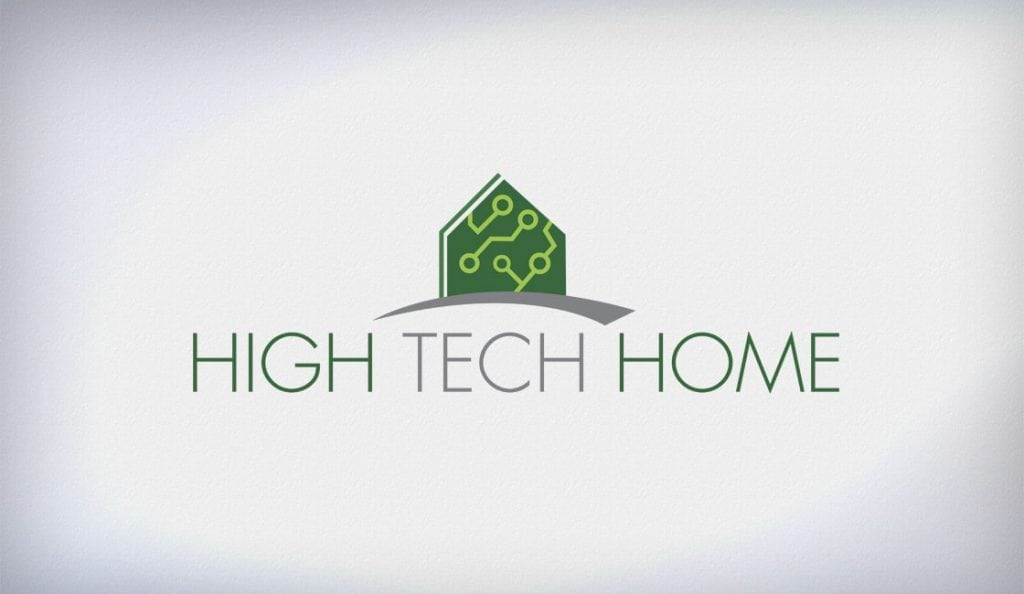 Logo Design for High-Tech Home