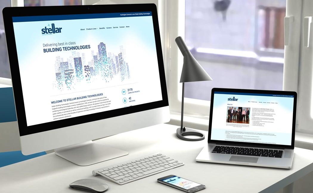 Stellar BT Custom Website Wordpress Responsive Design