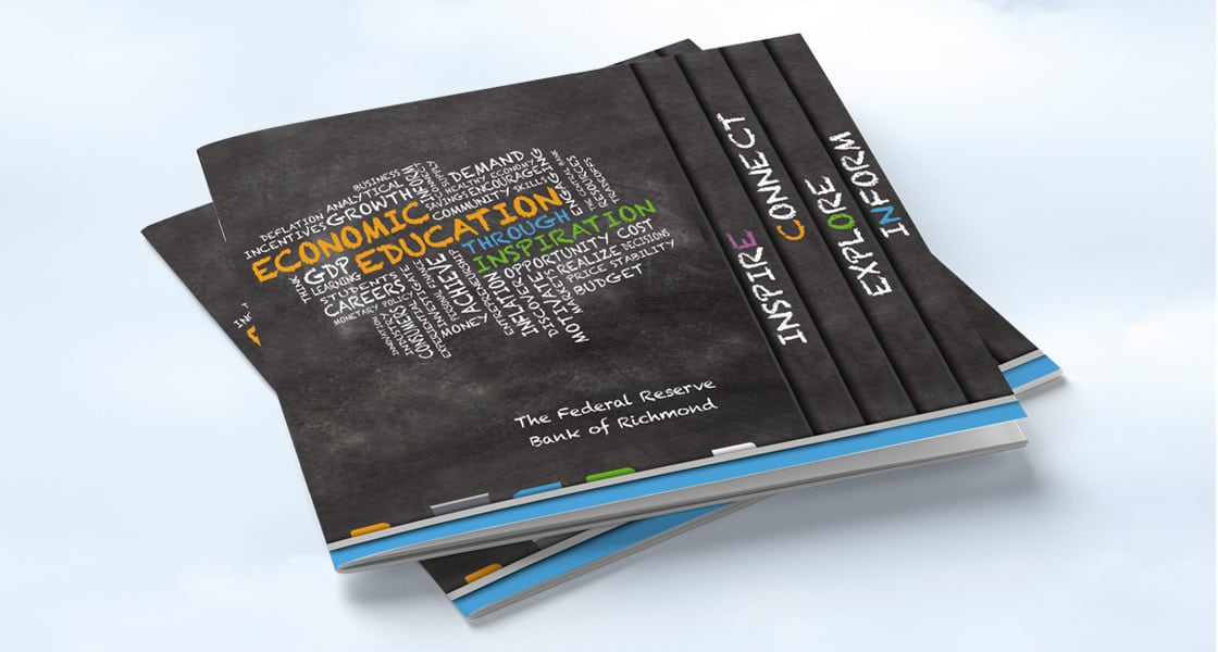 federal reserve bank of richmond custom design brochure