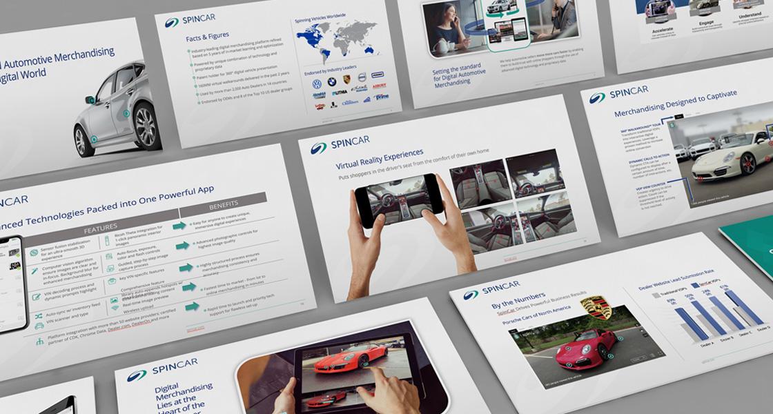 spincar powerpoint presentation