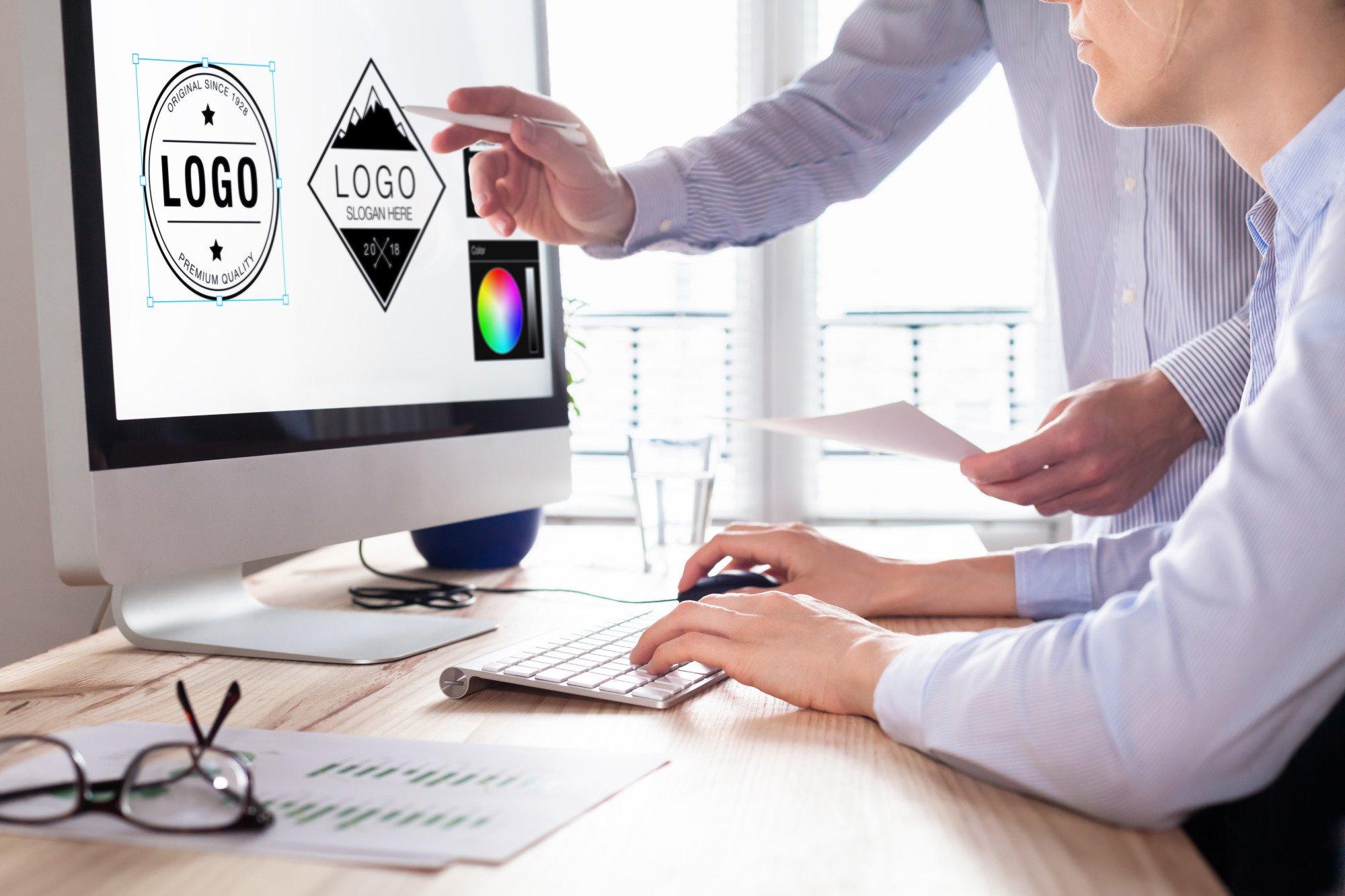 graphic design firm