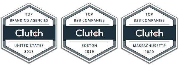 peartree design 2020 top b2b company clutch award