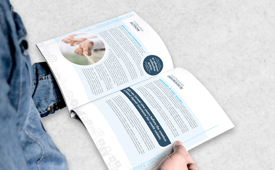 MSIC custom brochure design