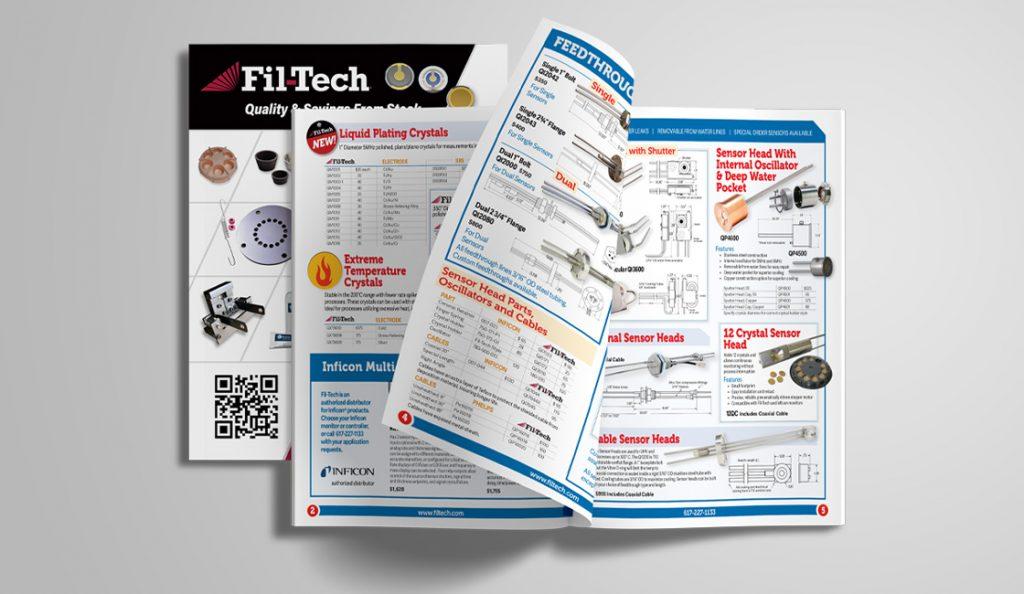 Filtech Catalog Redesign